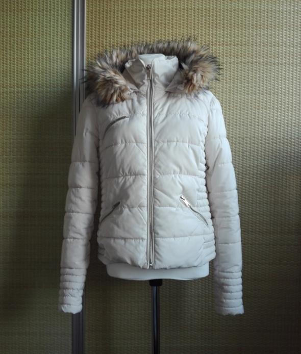 krótka pikowana kurtka...
