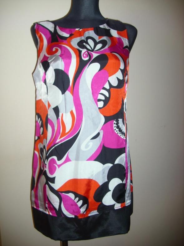 Suknie i sukienki SUKIENKA TUNIKA M na L