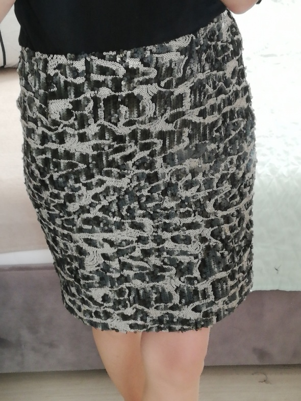 Spódnice Cekinowa spódnica