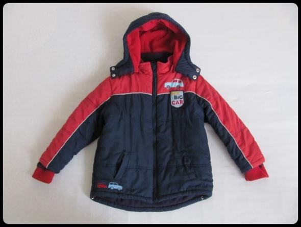 Cool Club kurtka zimowa rozmiar 116 na 5 6 lat ciepła...