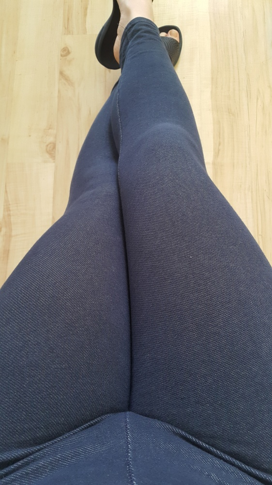 Używane legginsy