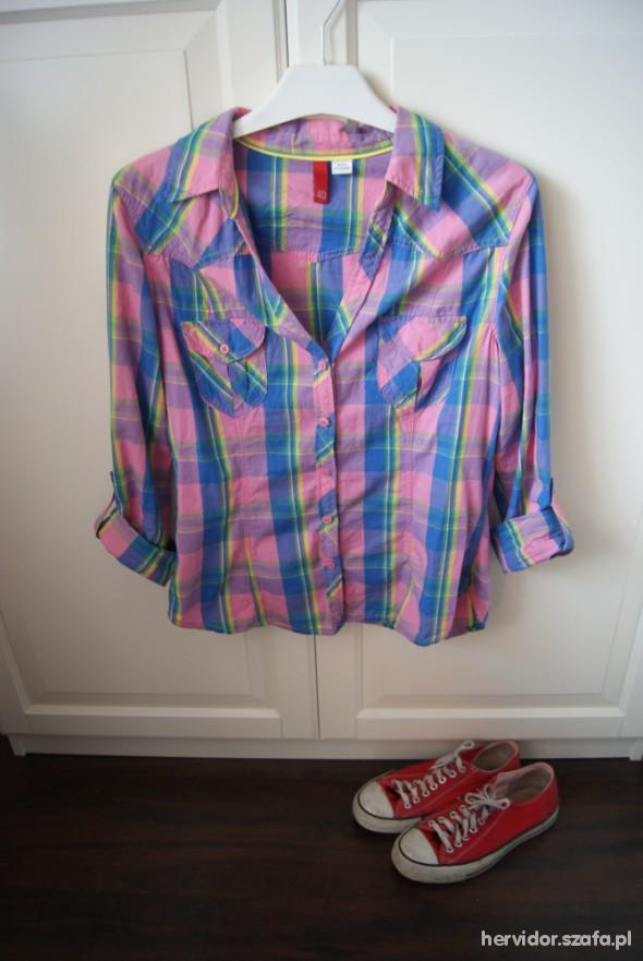 Koszule koszula h&m