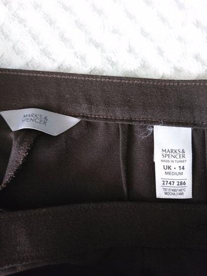 Spodnie spodnie M&S