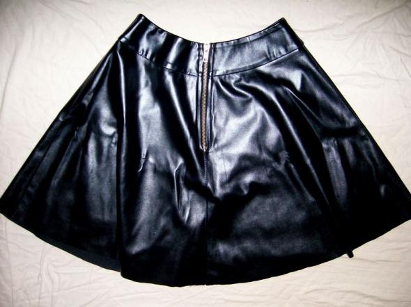 Spódnice latexowa mini
