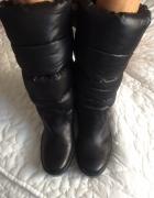 Buty zimowe śniegowce oryginalne nowe...