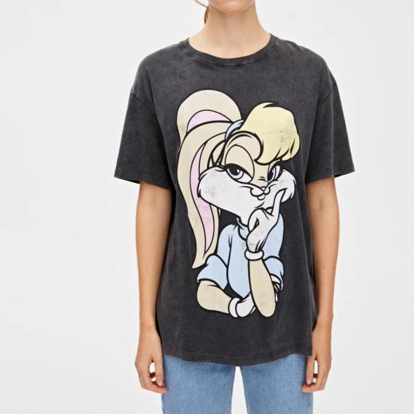Ubrania Koszulka z króliczką lola