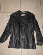 Nieużywana czarna kurtka skórzana rozmiar 42...