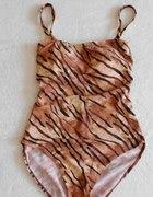 Efektowny kostium kąpielowy tanioo
