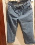 Jasne jeansy krótkie spodnie 38 40 42 44 46 spodenki...
