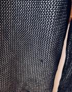 Sweter siatka Zara