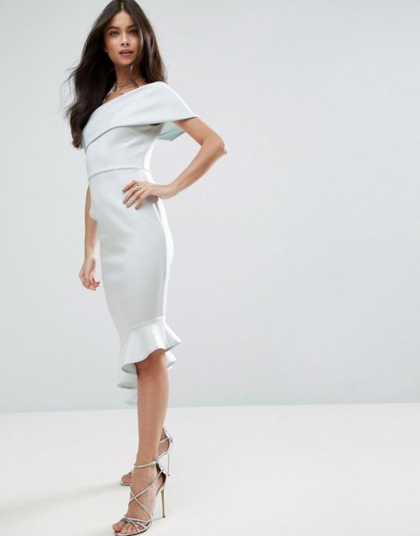 Suknie i sukienki Sukienka asos syrenka S 36