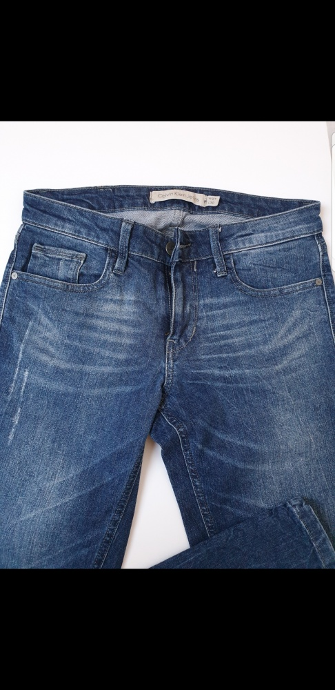 Jeansy Calvin Klein Jeans r 25 S...