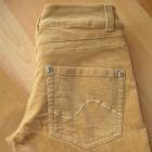 Spodnie sztruksowe TERRANOWA j NOWE