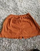 mini spódnica miniówka rozmiar XS 34 Pull & Bear...
