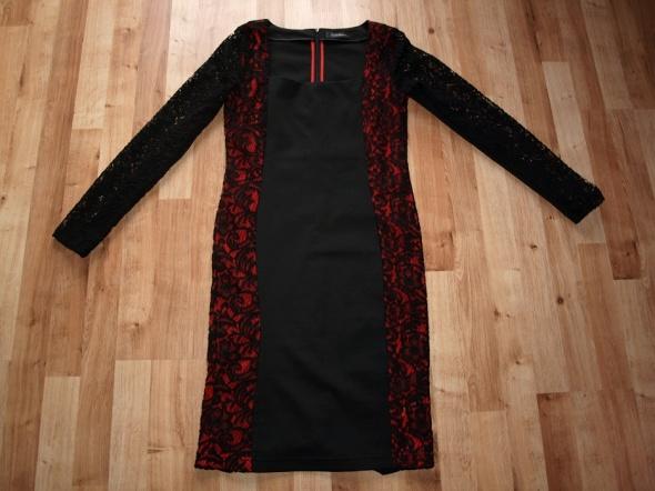 Sukienka z koronką M