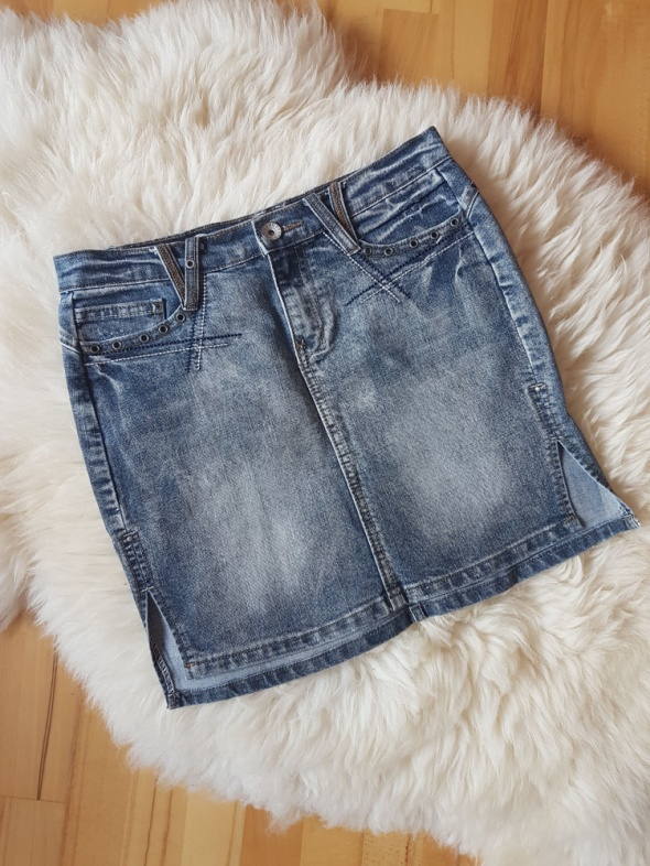 Spódnice Spódnica jeansowa