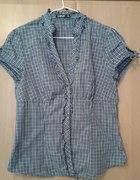 bluzka w kratkę 38 40