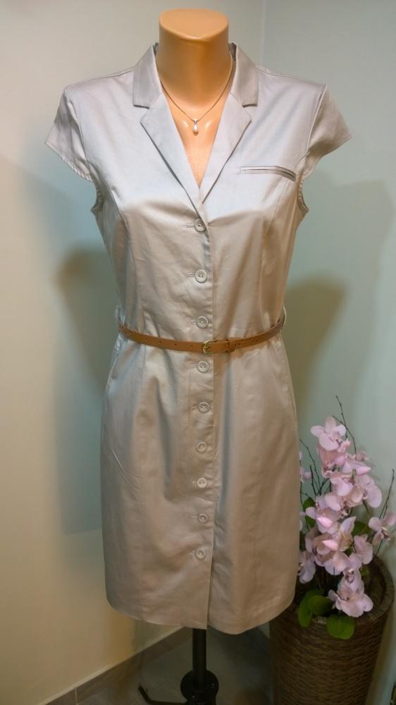 sukienka szmizjerka 38 40