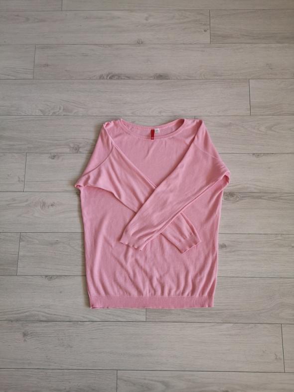 Sweterek luźny H&M oversize S M L tunika...