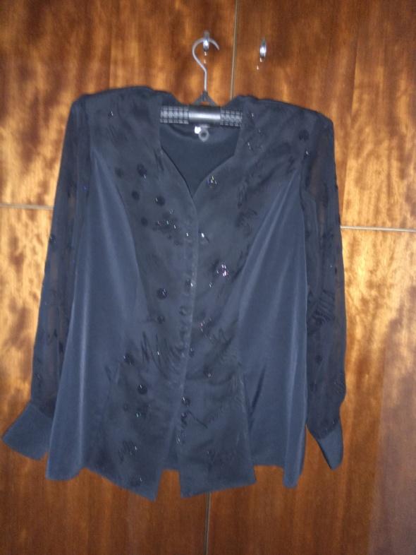 Bluzka czarna...