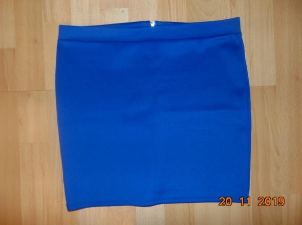 Spódniczka L 40 Niebieska