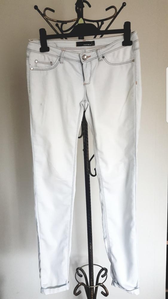 Spodnie rurki...