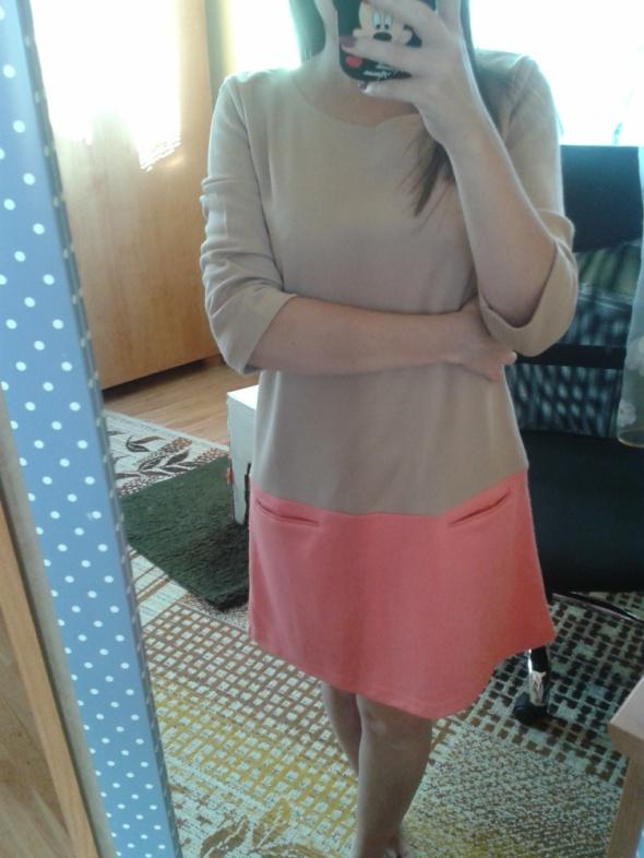 Sukienka trapezowa Reserved 38 M