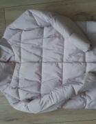 zimowa kurtka puchowa S