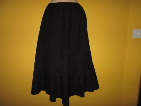 Spódnice Elegancka spódnica RÓŻE rozmiar 46