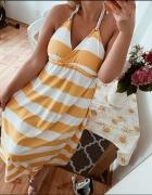 H&M piękna sukienka na lato