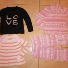 Zestaw paka ubrań dla dziewczynki 38 sztuk rozmiar 152 158 wiek 12 13