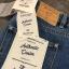 Krótkie jeansowe szorty Stradivarius M