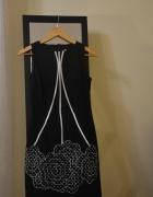 Piękna elegancka sukienka 36