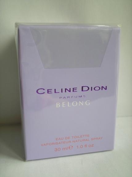 Damska woda toaletowa Celine Dion Belong 30 ml
