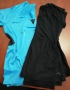 Dwie bluzeczki sportowe fitness...