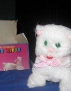 zabawka kotek miauczący i tańczący...