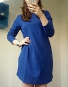 sukienka mini h&m...