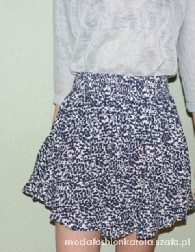 Spódnice rozkloszowana h&m