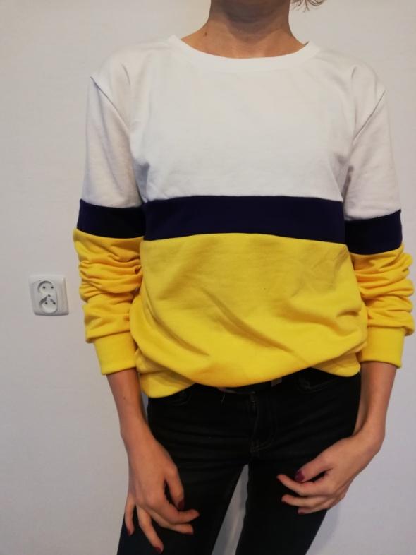 Bluzy Kolorowa bluza