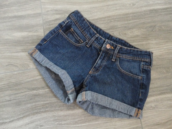 Szorty jeansy h&m XS