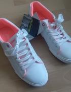 Biały buty sportowe 38