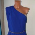 chabrowa sukienka warehouse 3840