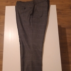 Spodnie w kratkę męskie marki LINDBERGH