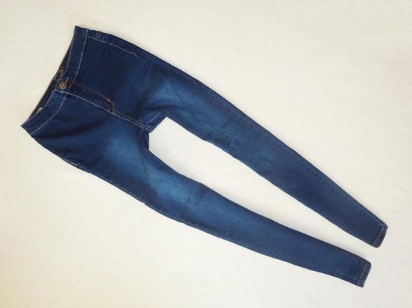 Lipsy London spodnie rurki jeansy wysoki stan 36 S...