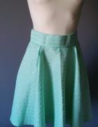 Orsay miętowa spódnica rozmiar XS...