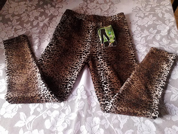 nowe legginsy L XL