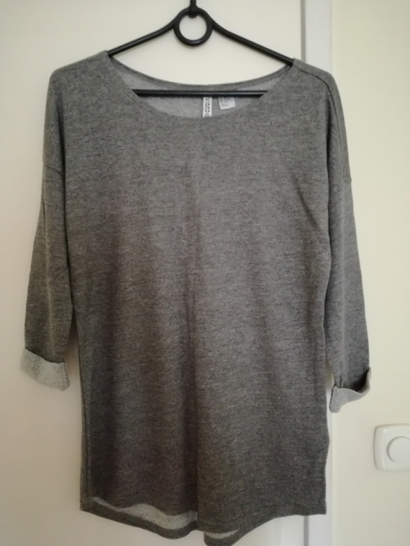 Szara bluza H&M