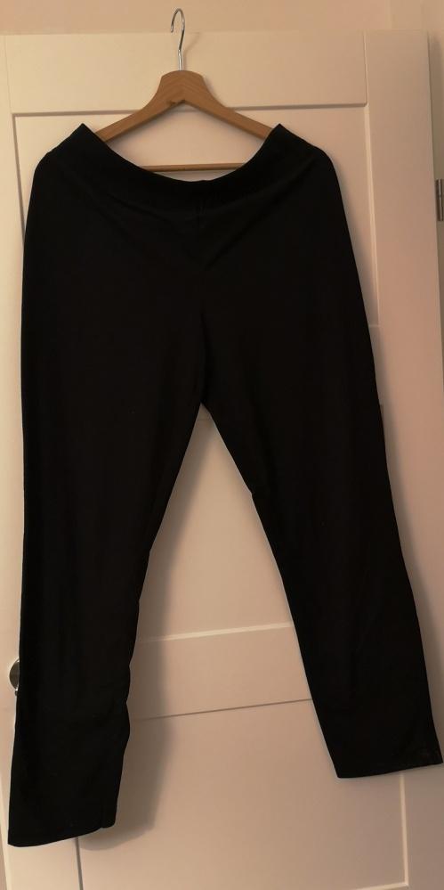 Spodnie dresowe czarne Evie rozm L 14 16