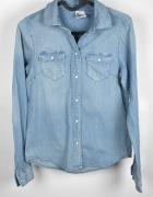 Jeansowa koszula H&M xs...