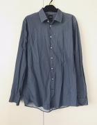 Koszula Strellson van graaf 41 16 L bawełniana we wzorki elegancka